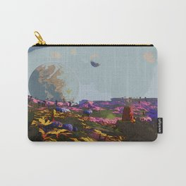Goodmorning Lemuria Carry-All Pouch