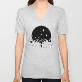Crystal Ball Unisex V-Neck