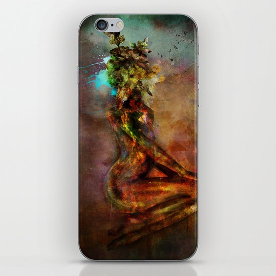Saroja iPhone & iPod Skin