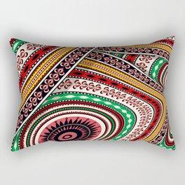 Tribal adventure Rectangular Pillow