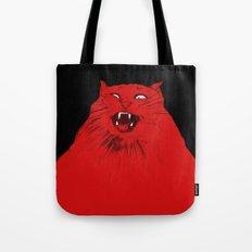 The original cat Tote Bag