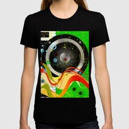 Jazz Musical Background T-shirt