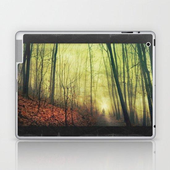 no standstill Laptop & iPad Skin