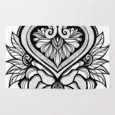 Sacred Flora Rug