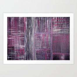 Abstract Nr. 1 Art Print