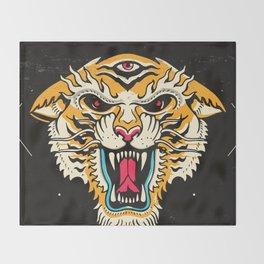 Tiger 3 Eyes Decke