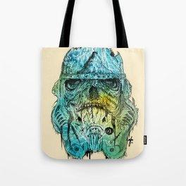Storm Zombie Tote Bag