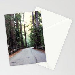 big basin Stationery Cards