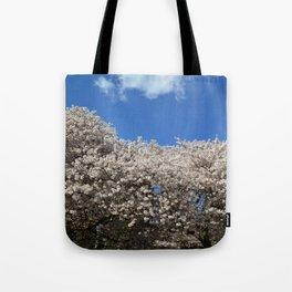 Seattle Bloom Tote Bag