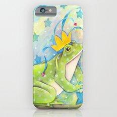 Whimiscal Bull Frog iPhone 6s Slim Case