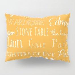 Narnia Celebration - Marigold Pillow Sham