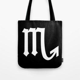 Scorpio II Tote Bag