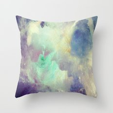Up to Eternity Throw Pillow