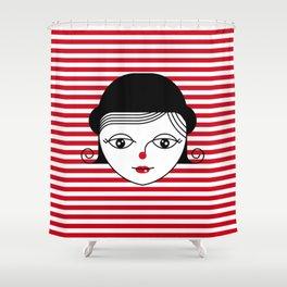 Gelsomina Shower Curtain