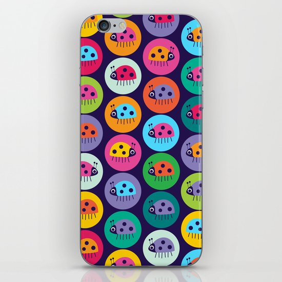 Spot The Bug iPhone & iPod Skin