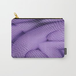 Coral Arc Carry-All Pouch