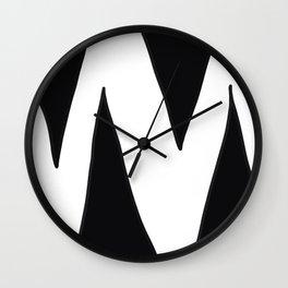 MontagneRuss Wall Clock