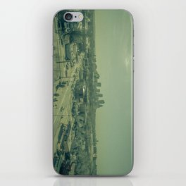 Gritty City iPhone Skin