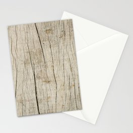Vintage wood texture Stationery Cards