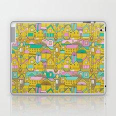 Pattern Project #2 / Happy Town Laptop & iPad Skin