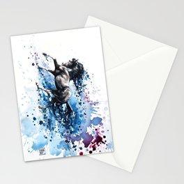 """Poseidon"" Stationery Cards"