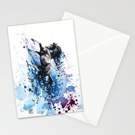 """Poseidon"" Stationery Cards"