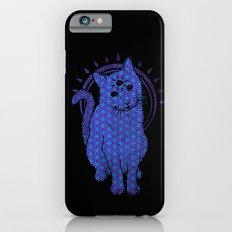 Trippy Cat: 4 iPhone 6 Slim Case