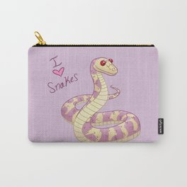 Hannibal the Kingsnake Carry-All Pouch