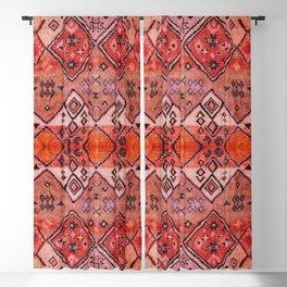 Epic Rustic & Farmhouse Style Original Moroccan Artwork  Blackout Curtain