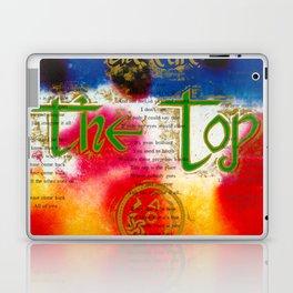 The Top Laptop & iPad Skin