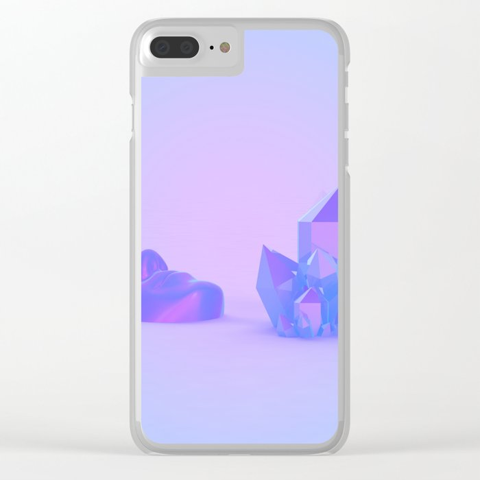Each of Us is a Place Clear iPhone Case