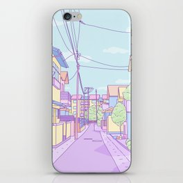 Lost in Japan iPhone Skin