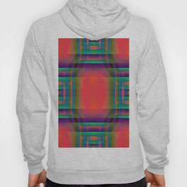 Clash Of Color Hoody