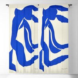 Blue Nude Dancing - Henri Matisse Blackout Curtain