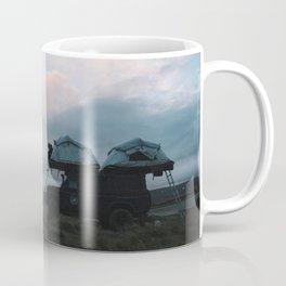 Mountain Camp, NZ Coffee Mug