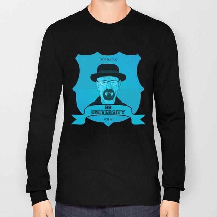 Breaking Bad University Long Sleeve T-shirt