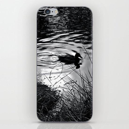 Lonely Duck iPhone & iPod Skin