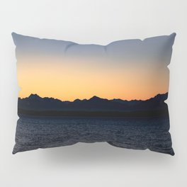 Running Towards the Sun Pillow Sham