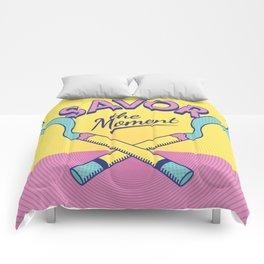 Savor the Moment Comforters