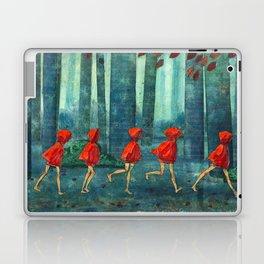 Five Little Red Riding Hoods 1 Laptop & iPad Skin