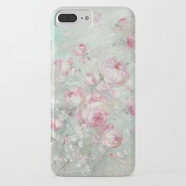 Whispering Petals iPhone Case