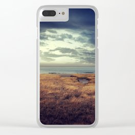 Land Clear iPhone Case