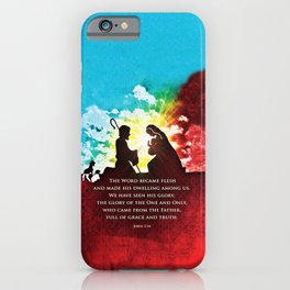 We Have Seen His Glory! iPhone Case