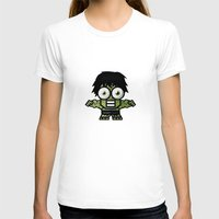 hulk T-shirts featuring Hulk by Thorin