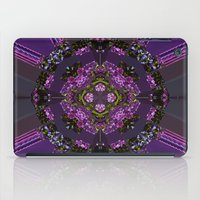 pie iPad Cases featuring Lilac Pie by Cherie DeBevoise