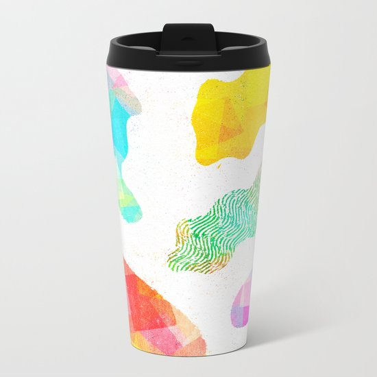 Semisoft Metal Travel Mug