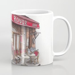 Frites and Mayo in Montmartre Coffee Mug