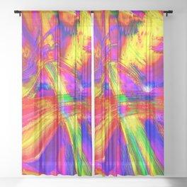 Celebration Sheer Curtain
