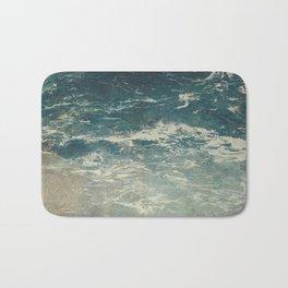 Oceans In The Sky Bath Mat