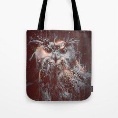 DARK OWL Tote Bag